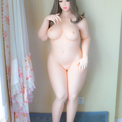 JY Doll JY-166/D body style with no. 175 head (Junying no. 175) - TPE