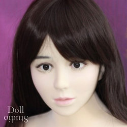 Happy Doll head A1 for HA-165 - silicone