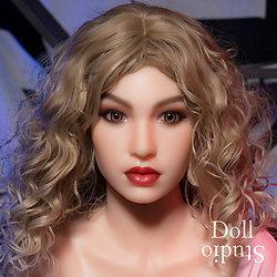 Sino-doll S10 head aka ›Amanda‹ - silicone
