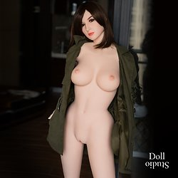 SY Doll SY-165 body style with no. 169 head - TPE