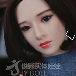 JY Doll JY-170 body style with small breasts and head no. 174 (Junying no. 174)