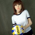 D4E-165 Körperstil mit ›Yan‹ Kopf von Doll Forever / Hautton ›white‹