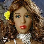 AS Doll head Daisy - TPE