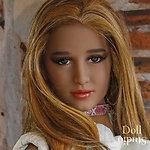 AS Doll head Betsy - TPE