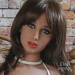 AS Doll head Blanche - TPE