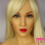 ›Megan‹ head by Doll House 168