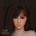 JY Doll head no. 175/2019 - TPE