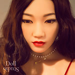 Sino-doll S5 head - silicone