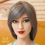 SM Doll head no. 70 (Shangmei no. 70) - TPE