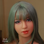 SM Doll head no. 9 (Shangmei no. 9) - TPE