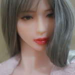 WM Dolls head - Model no. 57 and WM Dolls 165 cm Body