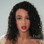 YL Doll ›Tisha‹ head (Jinsan no. 311) - TPE