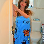 Irontech Doll IT-155 body style with ›Hellen‹ head - TPE