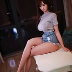 JY Doll JY-157 big breasts body style with no. 175 head - TPE