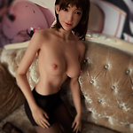 Sino-doll SI-161/E body style with S16 head aka ›Snow‹ - silicone