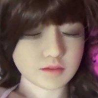 ›Miyu‹ head with DH138 body (138 cm) by Doll House 168