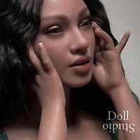 Sino-doll S07 head aka ›Yolanda‹ - silicone