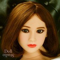 SY Doll head no. 109 (SY no. 109) - TPE