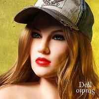 SY Doll head no. 111 (SY no. 111) - TPE