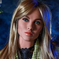 YL Doll head ›Heidi‹