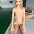 Climax Doll CLM-175 body style with ›Rose‹ head - factory photo
